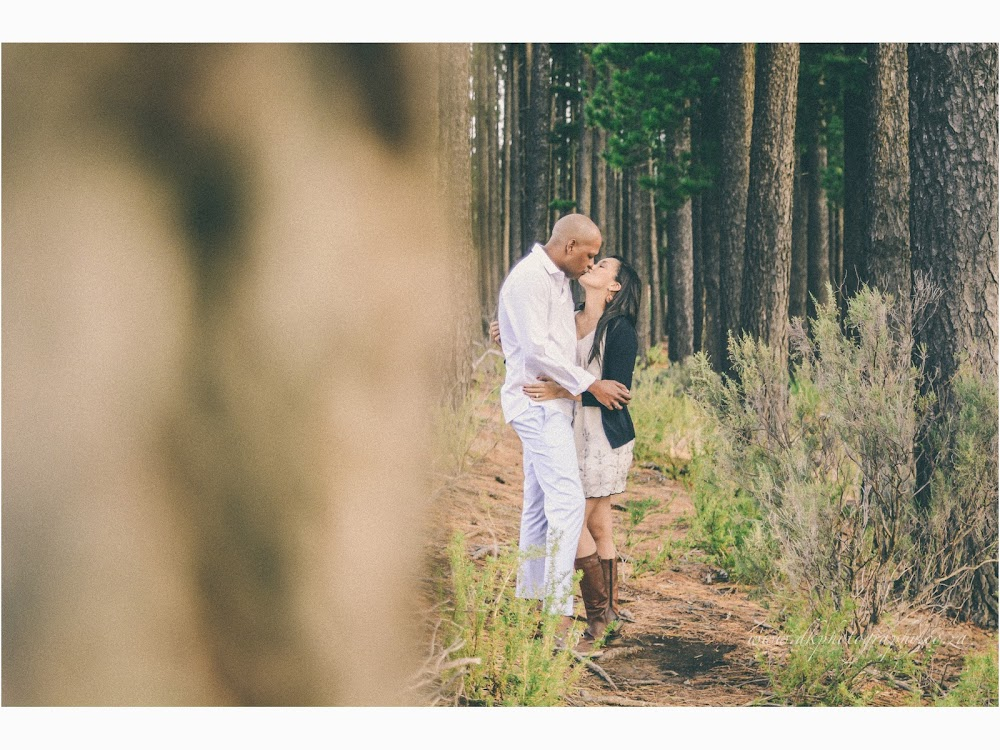 DK Photography BLOGLAST-049 Franciska & Tyrone's Engagement Shoot in Helderberg Nature Reserve, Sommerset West  Cape Town Wedding photographer