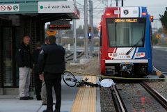SLC TRAX's 5th Fatality of '11; Numerous Incidents Lay Bare At-Grade Rail's Safety Issue