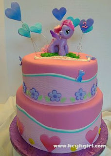 My Little Pony Kids Party cakes 2