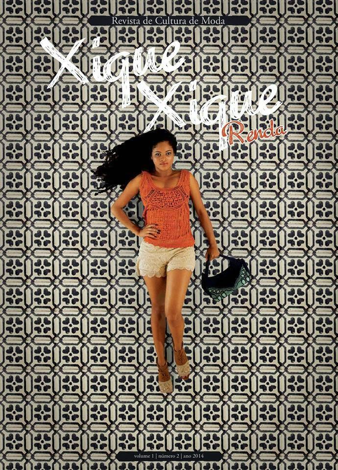 Capa da revista Xique Xique #2