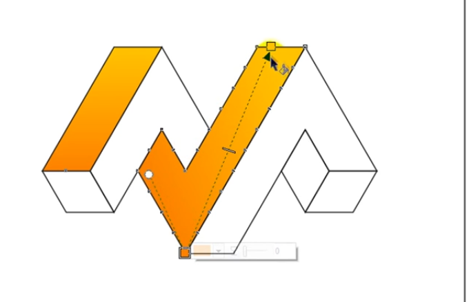membuat logo 3d kelas profesional menggunakan corel draw