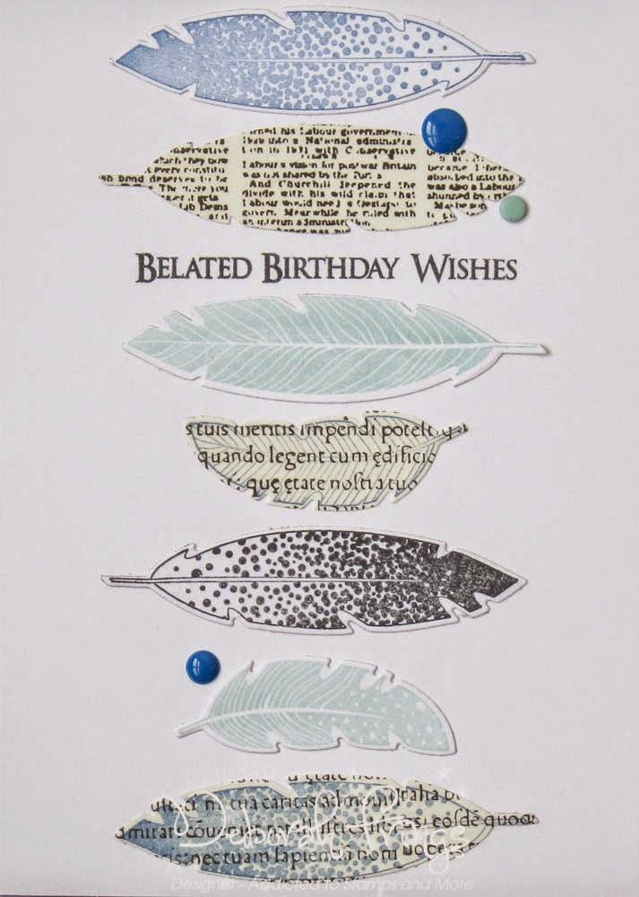 Belated Birthday Wishes - photo by Deborah Frings - Deborah's Gems
