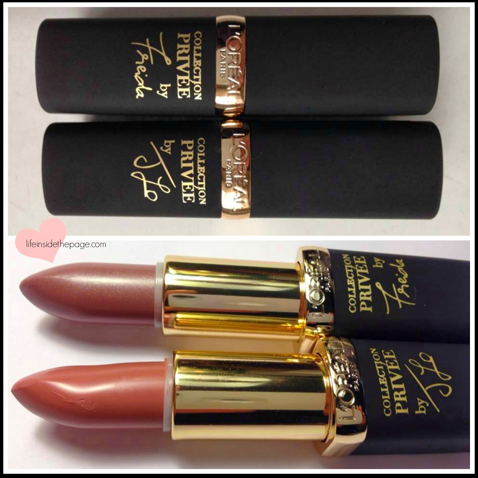 Department: Beauty | L'Oreal Paris Color Riche Collection Privee | Lipsticks |