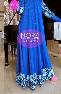 NBH0238 DANISHA JUBAH (MATERNITY & NURSING FRIENDLY)