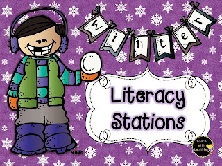 http://www.teacherspayteachers.com/Product/Winter-Literacy-Work-Stations-1028587