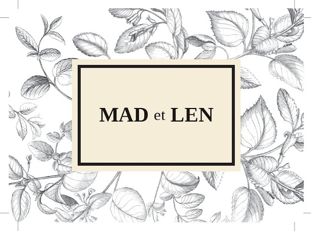 Mad et Len лого