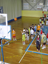 TORNEO MINI-BASQUET 3 X 3