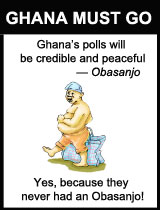 OBASANJO IS DELUSIONAL, NEVER HAD A PAST?