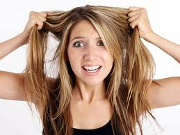 Merawat Rambut Kering