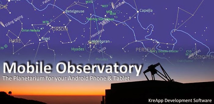 mobile observatory astronomy 2 2 1 apk apkradar. Black Bedroom Furniture Sets. Home Design Ideas