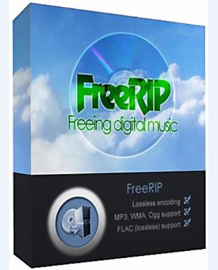 تحميل برنامج تحويل الملفات الصوتية FreeRip MP3 4.4.0.1