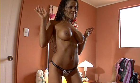 Vanessa Monteiro en Sin Pelos