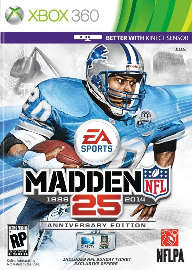mad3 Download   Jogo Madden NFL 25 XBOX360 iMARS (2013)