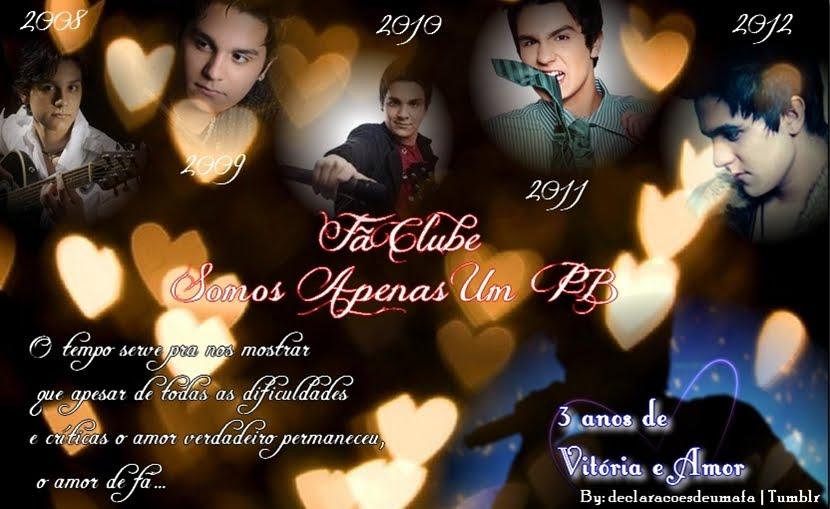 Fã Clube Somos apenas um PB .::. Noticias sobre o cantor Luan Santana
