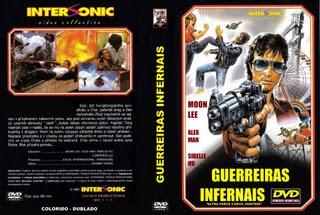 GUERREIRAS INFERNAIS