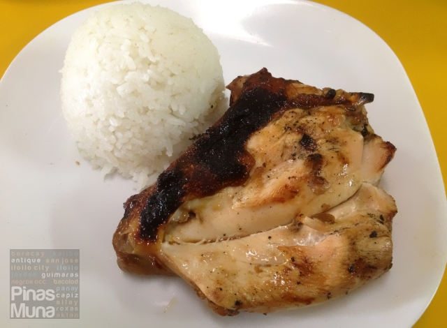 Chicken Inasal at Nena's, Manokan Country, Bacolod City