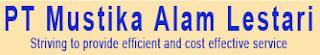 PT. Mustika Alam Lestari - www.infopelayaran.com
