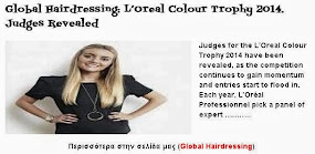L'Oreal Colour Trophy 2014. Judges Revealed