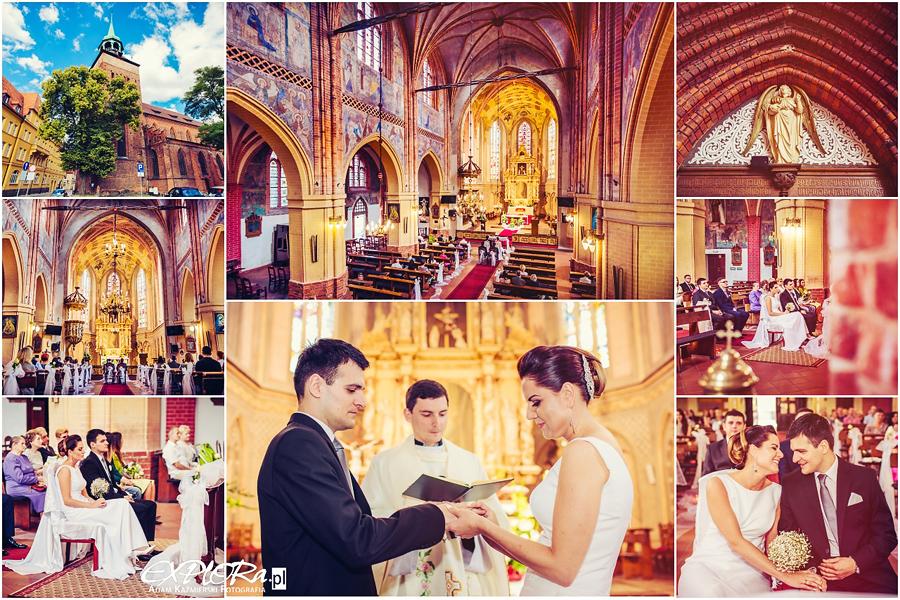 Ceremonia ślubna - Białogard