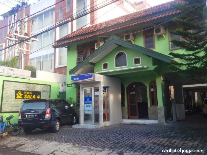 Hotel Sala 4 Dagen Yogyakarta