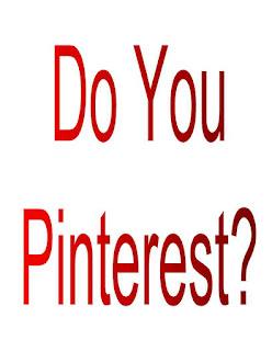 Do you Pinterest?