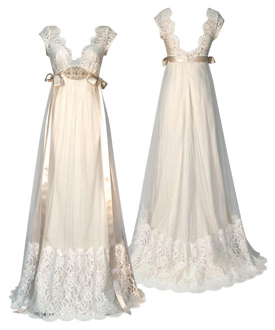 Mariela Dresses You Better Vintage Wedding Dresses Back