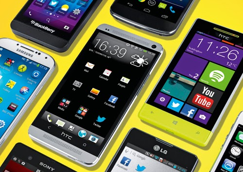 Best smartphones to buy in 2014