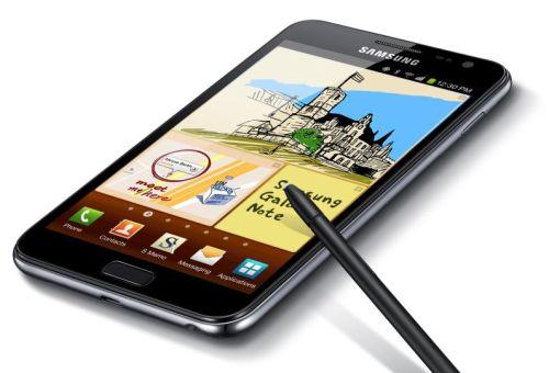 Samsung Galaxy Note Özellikleri