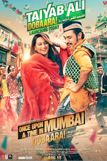 Imran and Sonakshi in Once Upon A Time in Mumbai 2