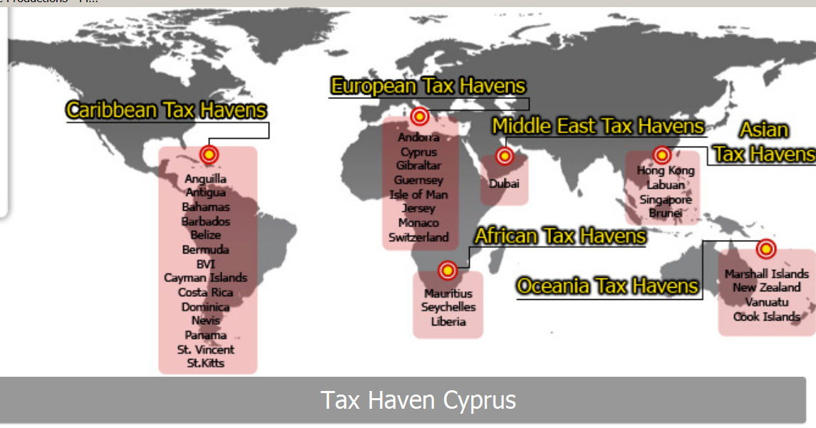 Forex trading tax havens