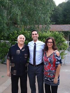 Donna Feldman's Birthday Bash in LA