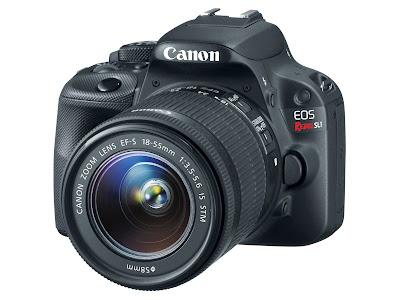 Canon rumor, Canon EOS 150D, Rebel SL2, spesifikasi Canon 150D, harga Canon 150D, kamera full-HD, Kamera DSLR baru, Canon DSLR camera,