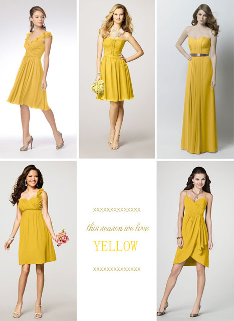 This Season We Love Yellow