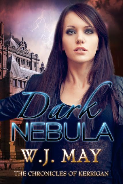 Dark Nebula  de W.J. May, prometedora saga Paranormal Romántica