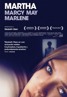 Martha Marcy May Marlene (2011).movie poster pelicula