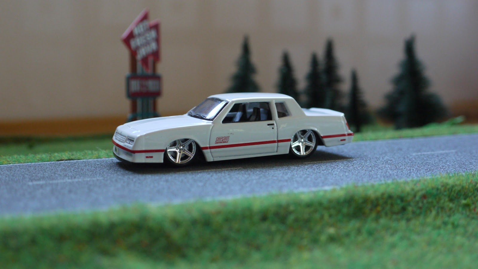 2016 Monte Carlo Ss >> Diecast cars 1/64, Modellautos 1:64, Modellbilar 1:64: Chevrolet Monte Carlo