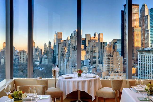 Los 10 Restaurants con la Mejor Vista en el Mundo