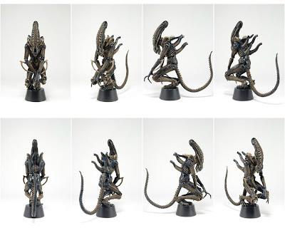 NECA Aliens Series 1 Alien Warrior Figure