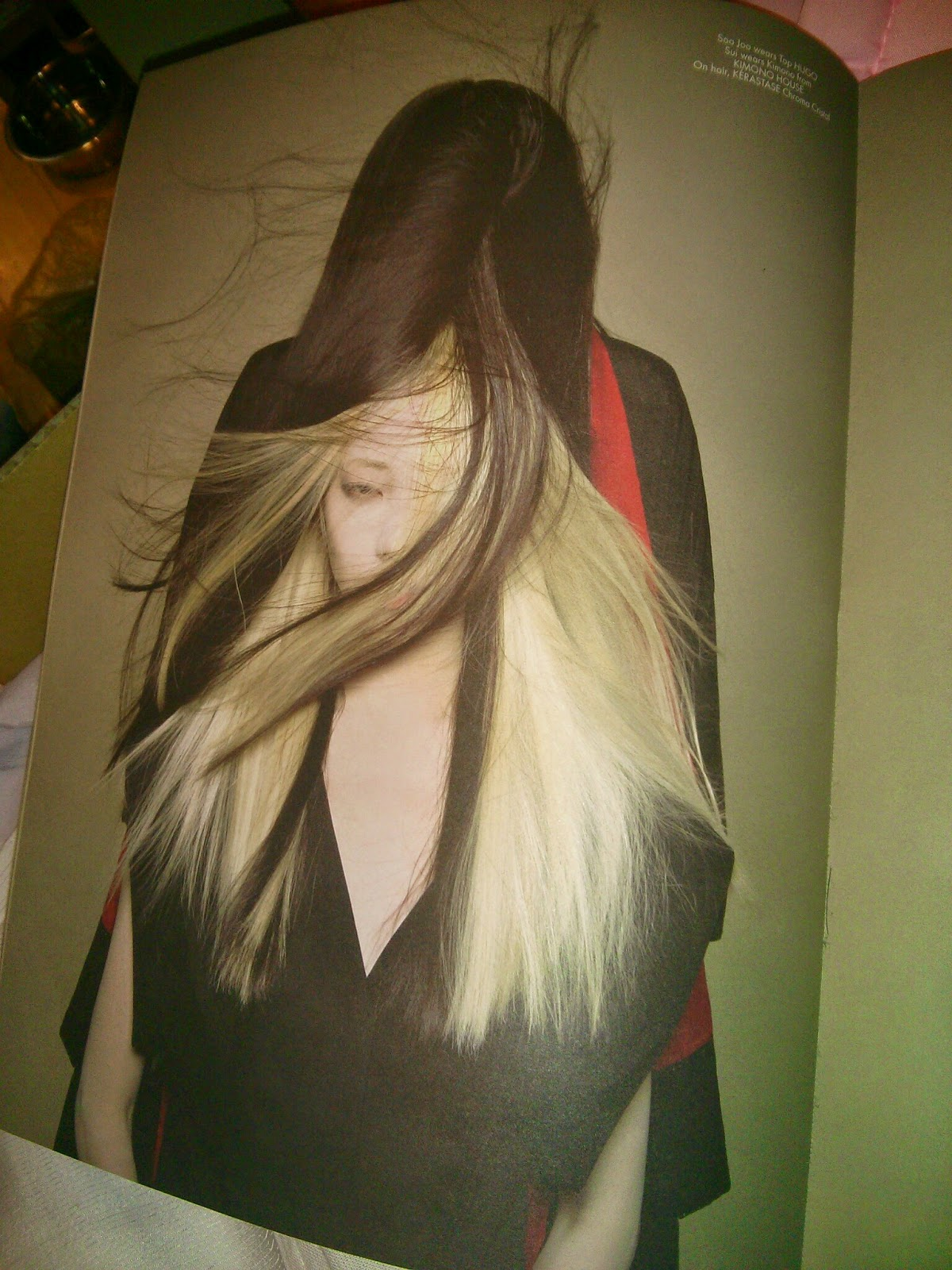 CR Fashion Book Shoot