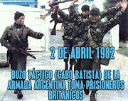 2 de Abril de 1982 : Recuperación de las Islas Malvinas cabo jacinto batista ara de abril