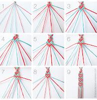 Friendship Bracelet Patterns1