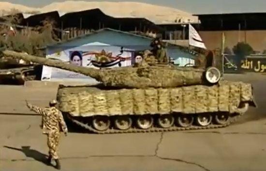 Tank Zolfaqar