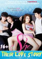 Tình Yêu Của Các Cô Gái - She - Their Love Story