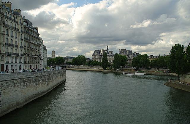 La Seine Paris poze