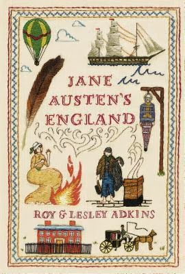 New Book for Janeites: JANE AUSTEN'S ENGLAND