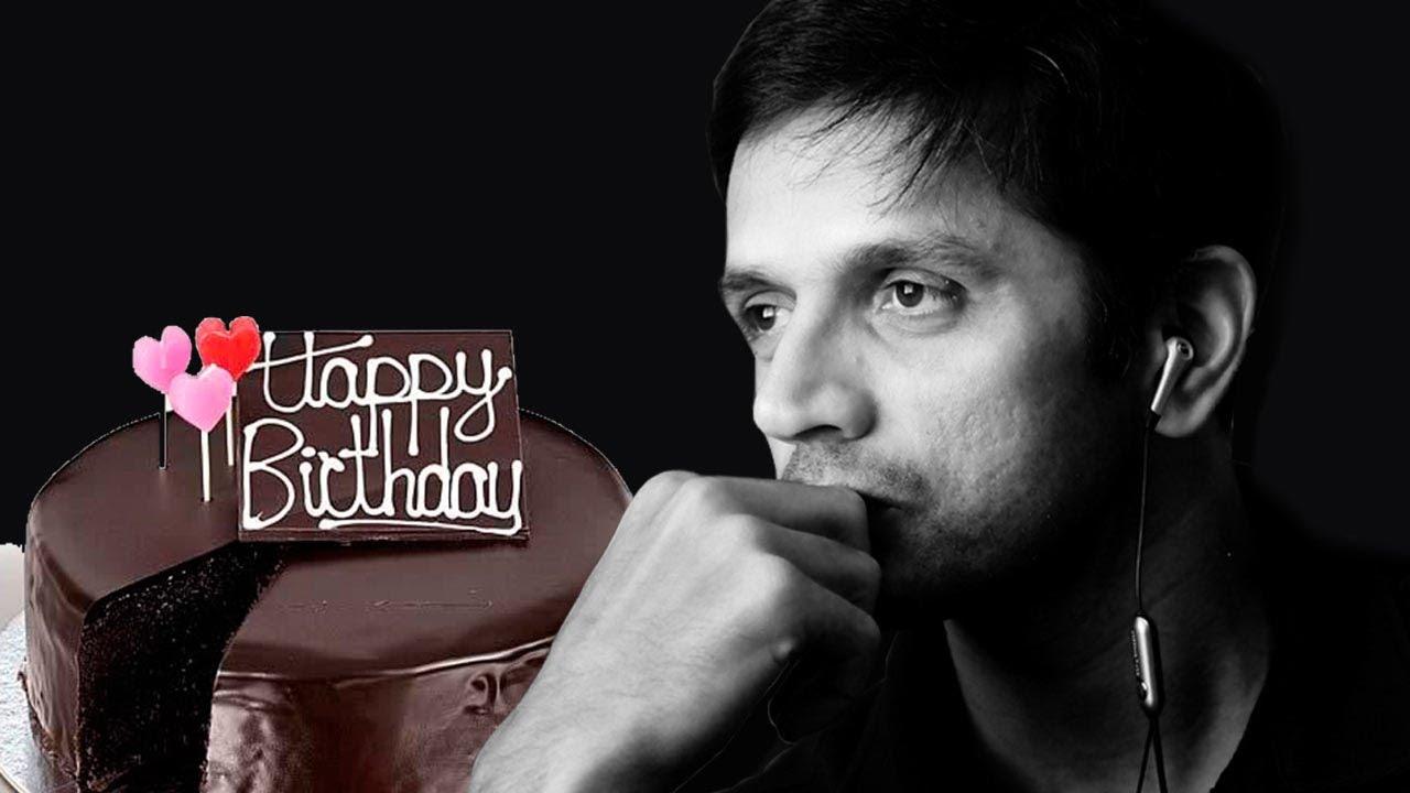 Rahul Dravid Birthday Pictures Telugu Song Lyrics English News