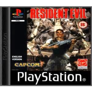 Free Download Games Resident Evil ps1 for pc Full Version