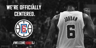DeAndre Jordan picks Clippers