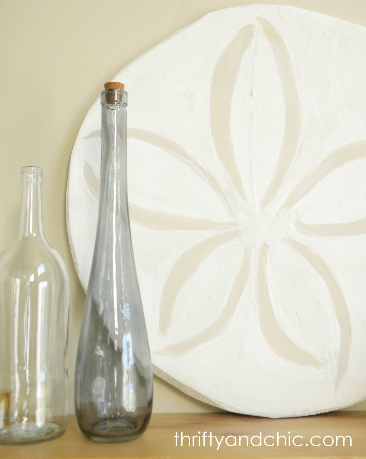 Thrifty and chic diy projects and home decor oversized sand dollar pottery barn reviewsmspy