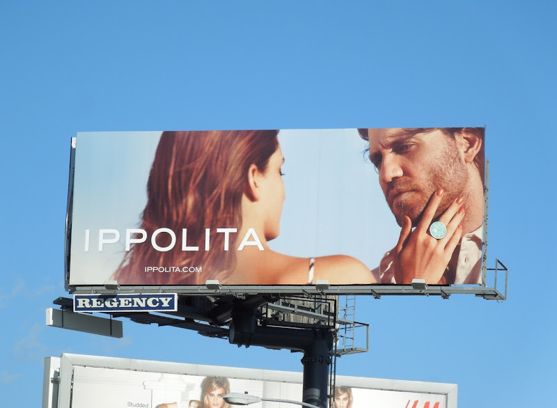 Ippolita Spring 2013 jewelry billboard